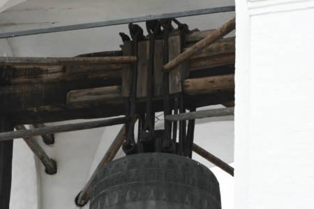 Glocken vom Kreml von Rostov